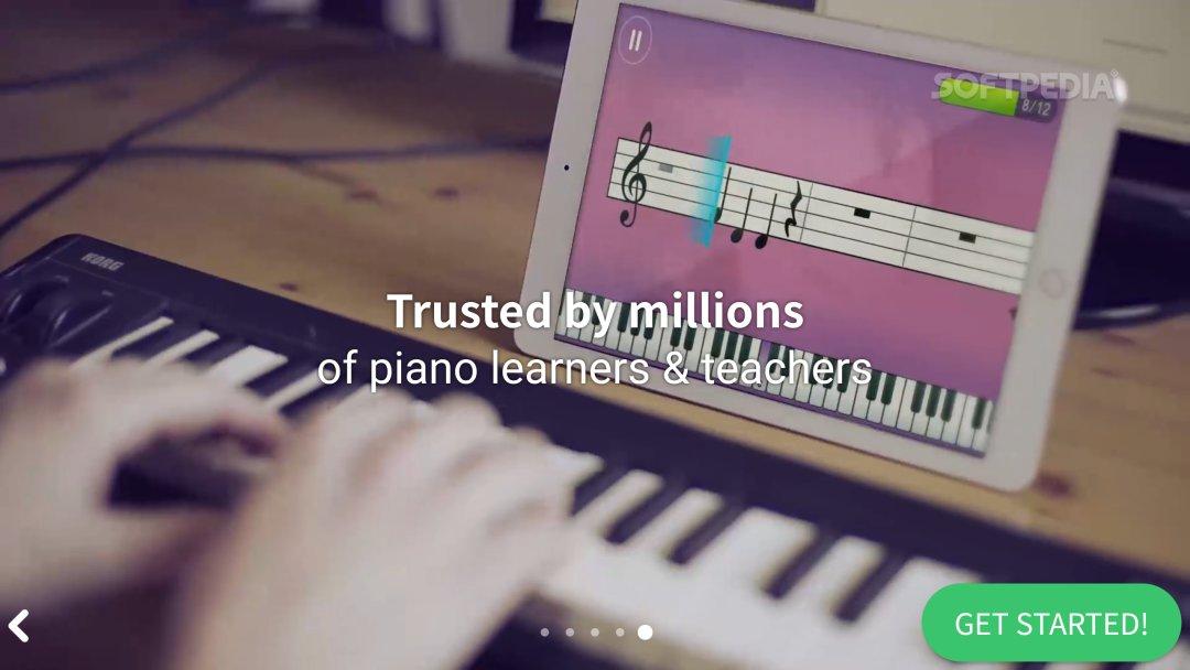 simply piano premium apk espanol