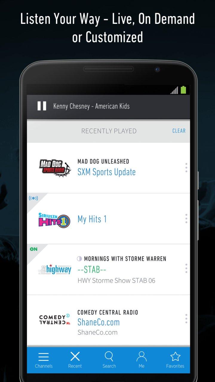 SiriusXM APK Download