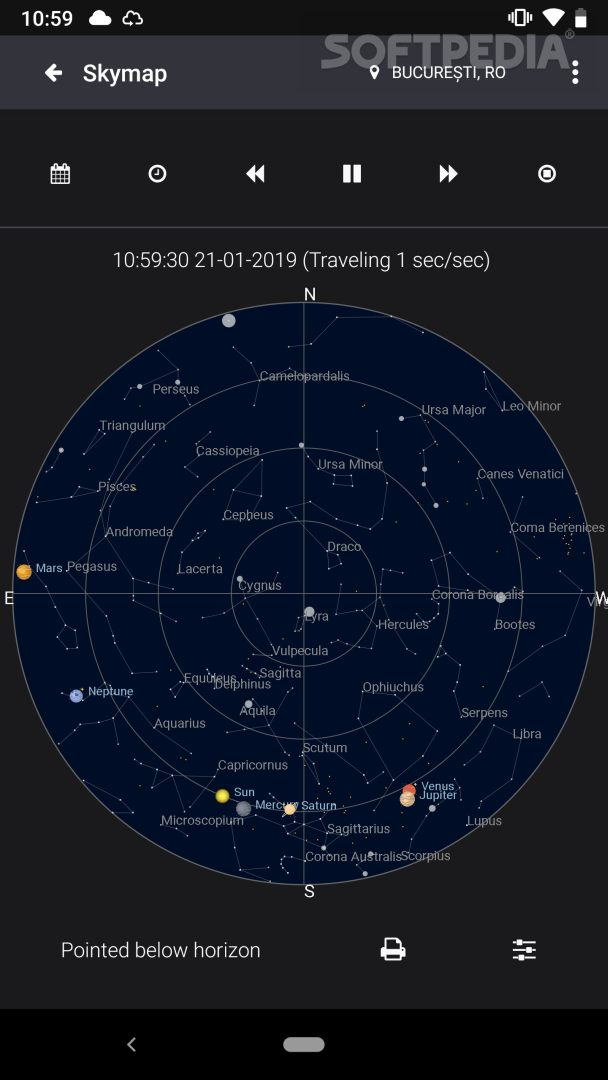 SkyWiki - the world of astronomy at a glance screenshot #5
