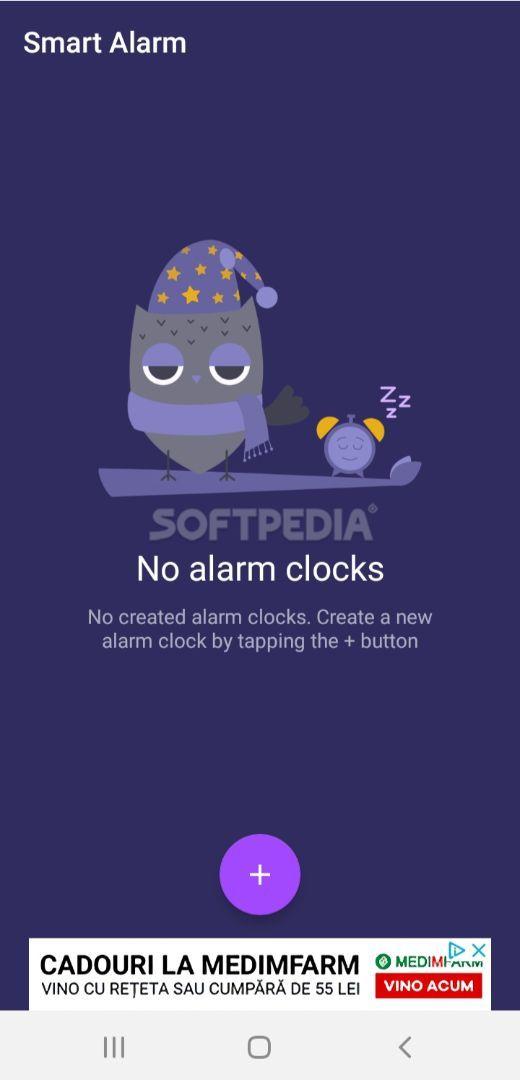 Smart Alarm Clock screenshot #0