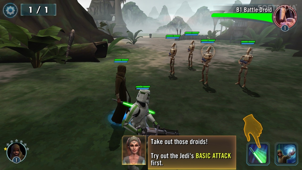 Star Wars: Galaxy of Heroes APK Download