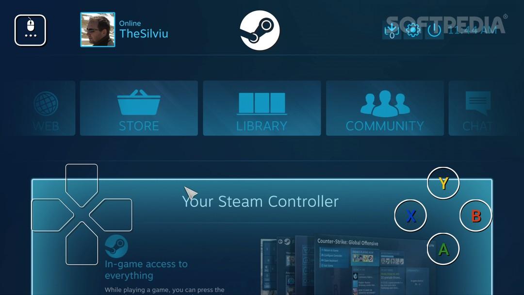 Steam Link 1 1 27 (arm) APK Download