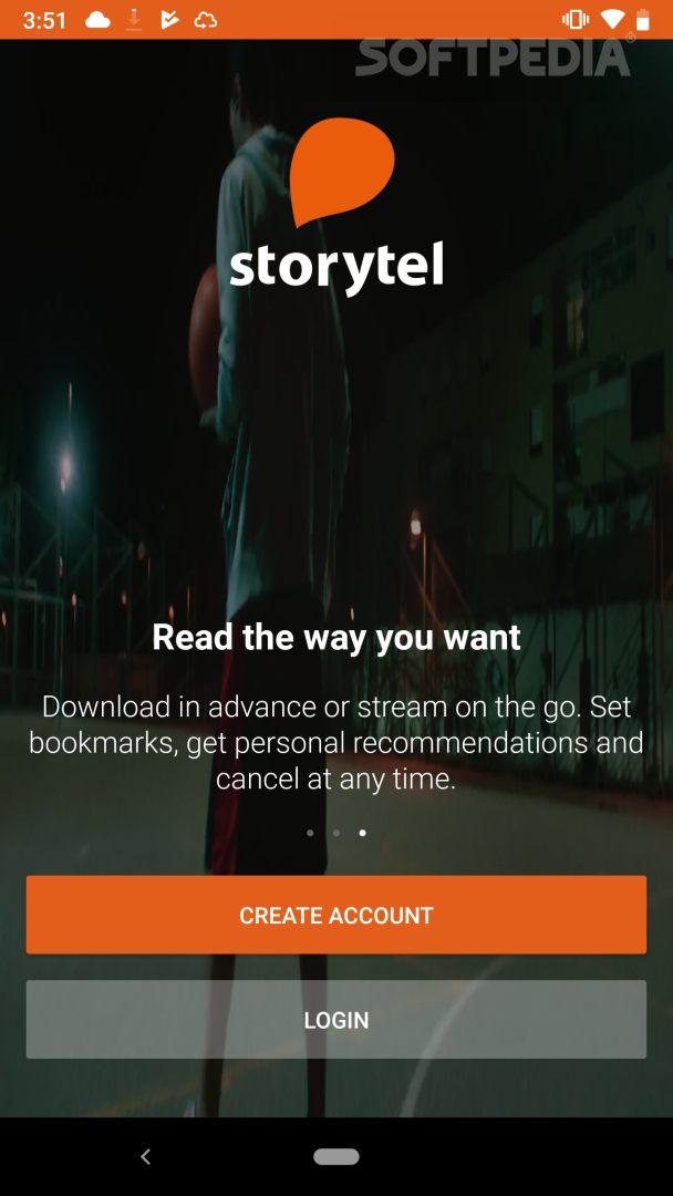 Storytel: Audiobooks and E-books APK Download