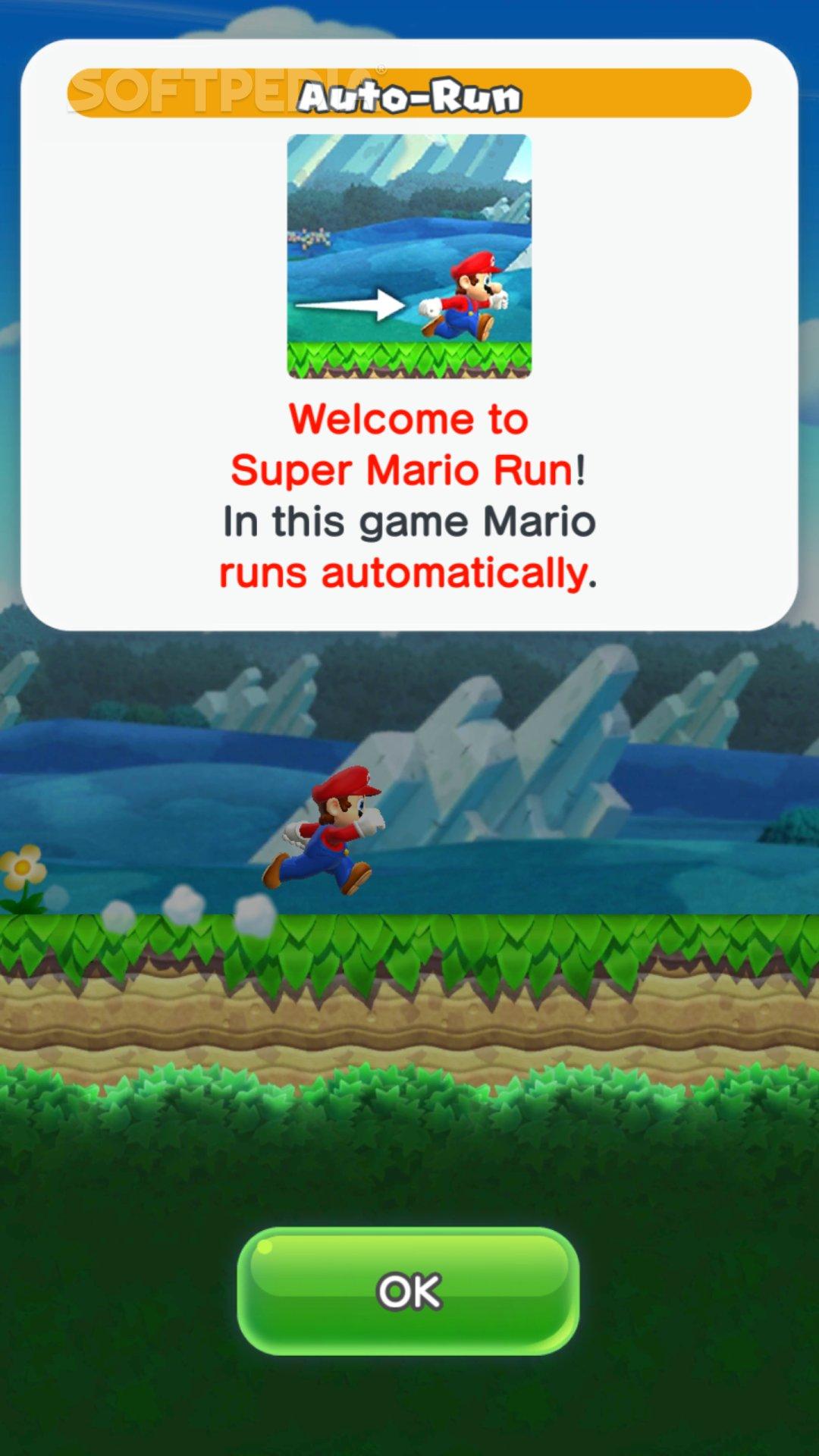 super mario run apk download full version