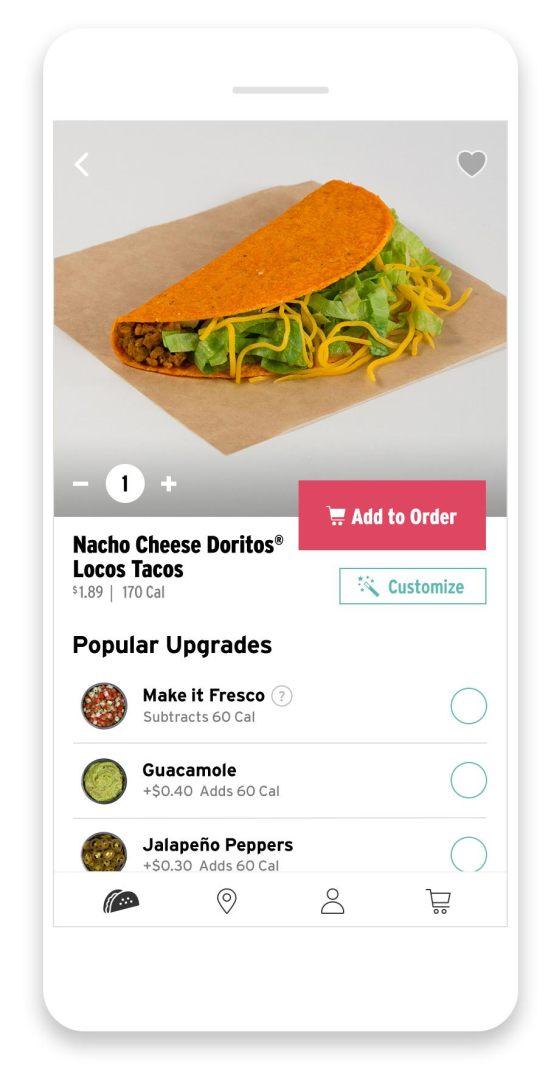 Taco Bell screenshot #5