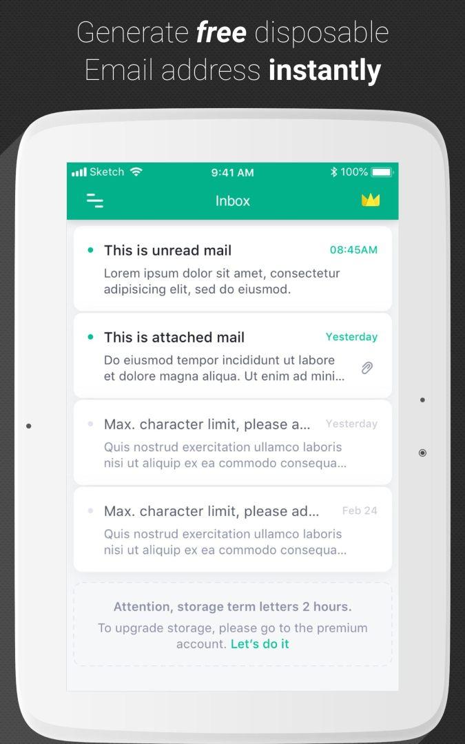 Temp Mail APK Download
