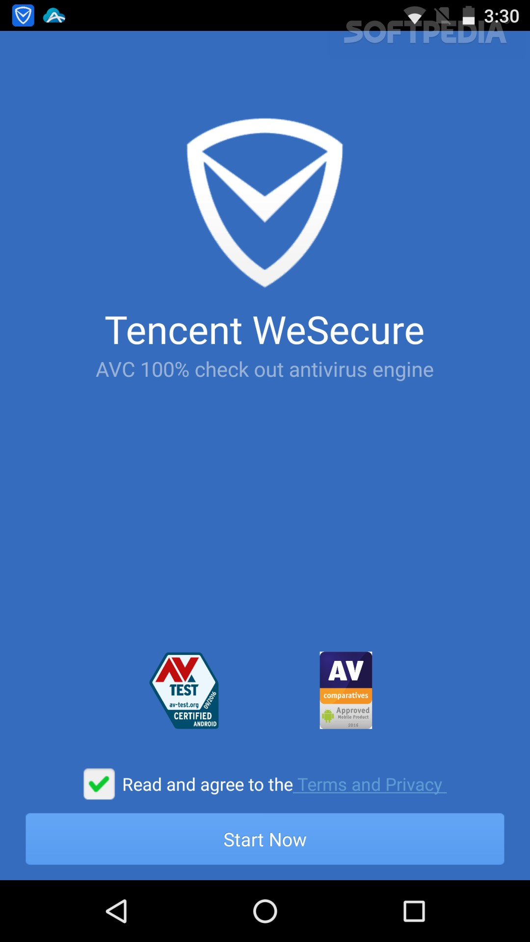 Tencent WeSecure APK Download