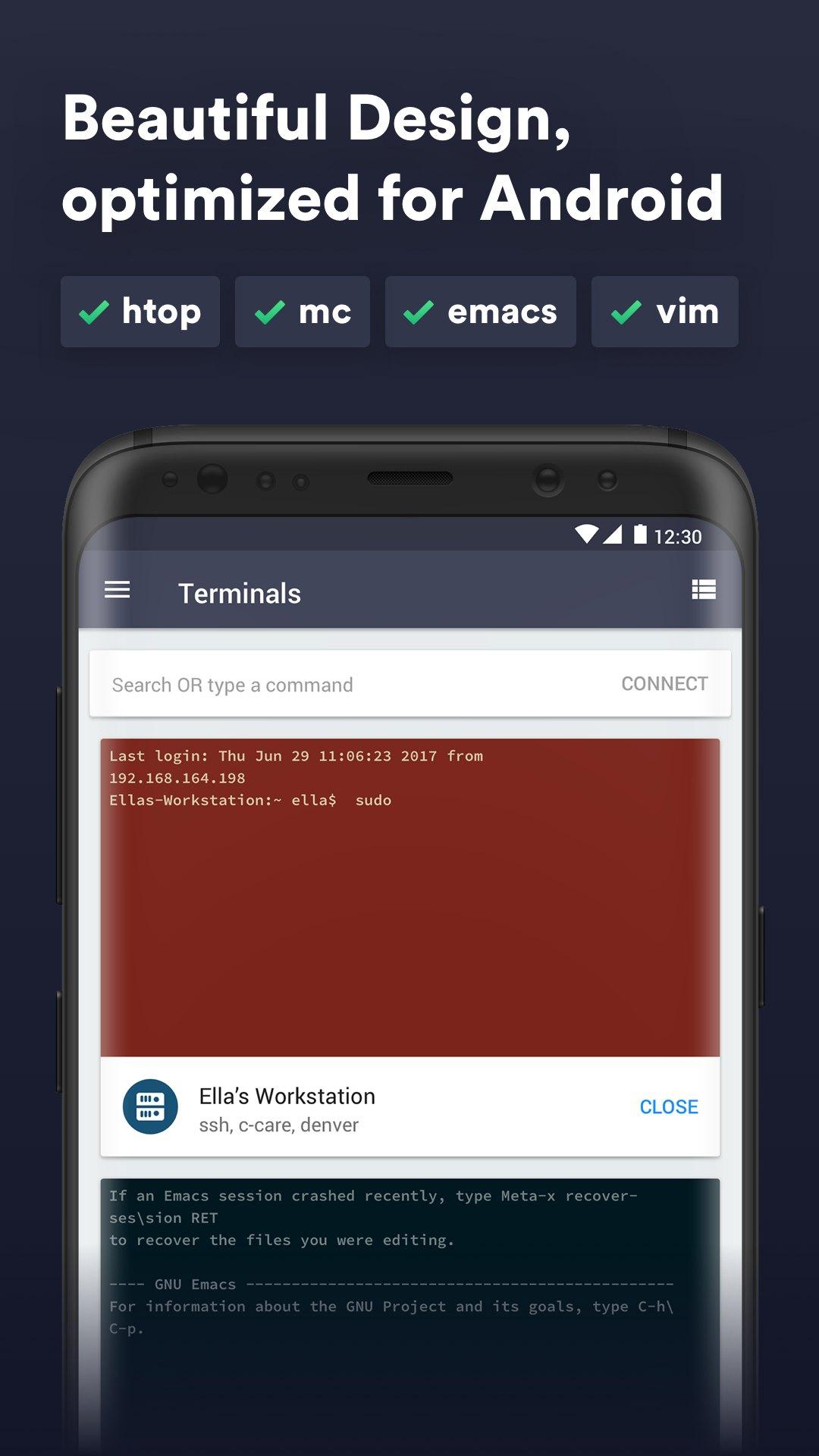 Termius - SSH/SFTP and Telnet client 3 4 2 APK Download