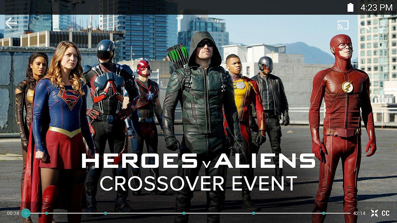 The CW screenshot #2