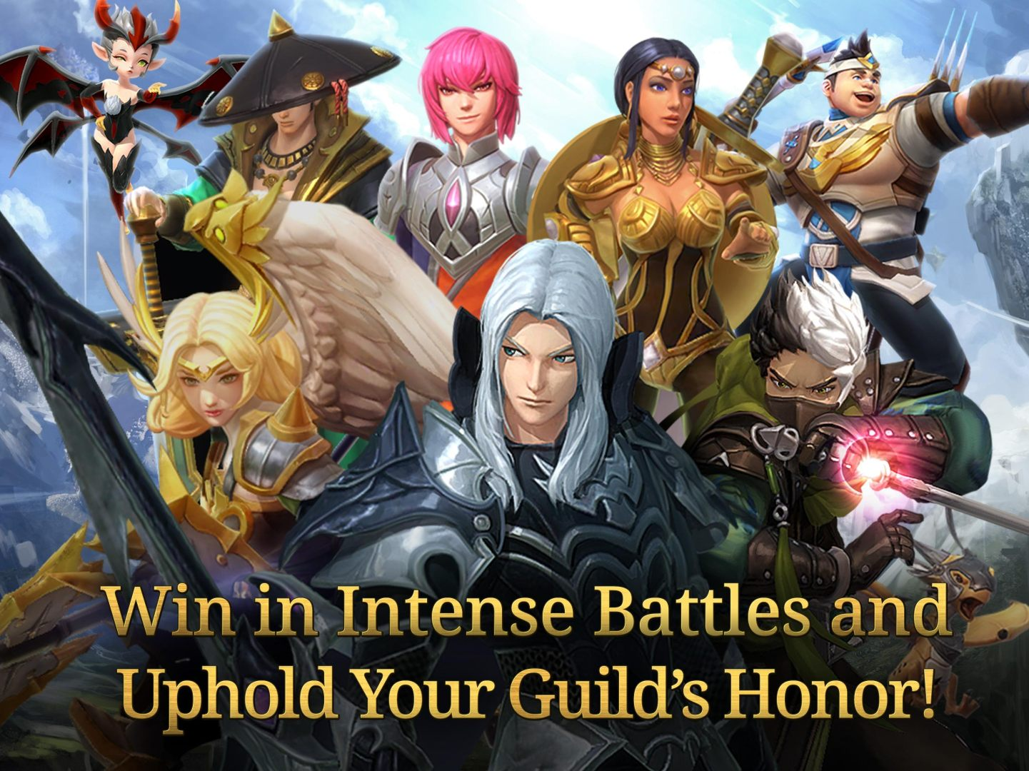 The War of Genesis: Battle of Antaria 1253 APK Download