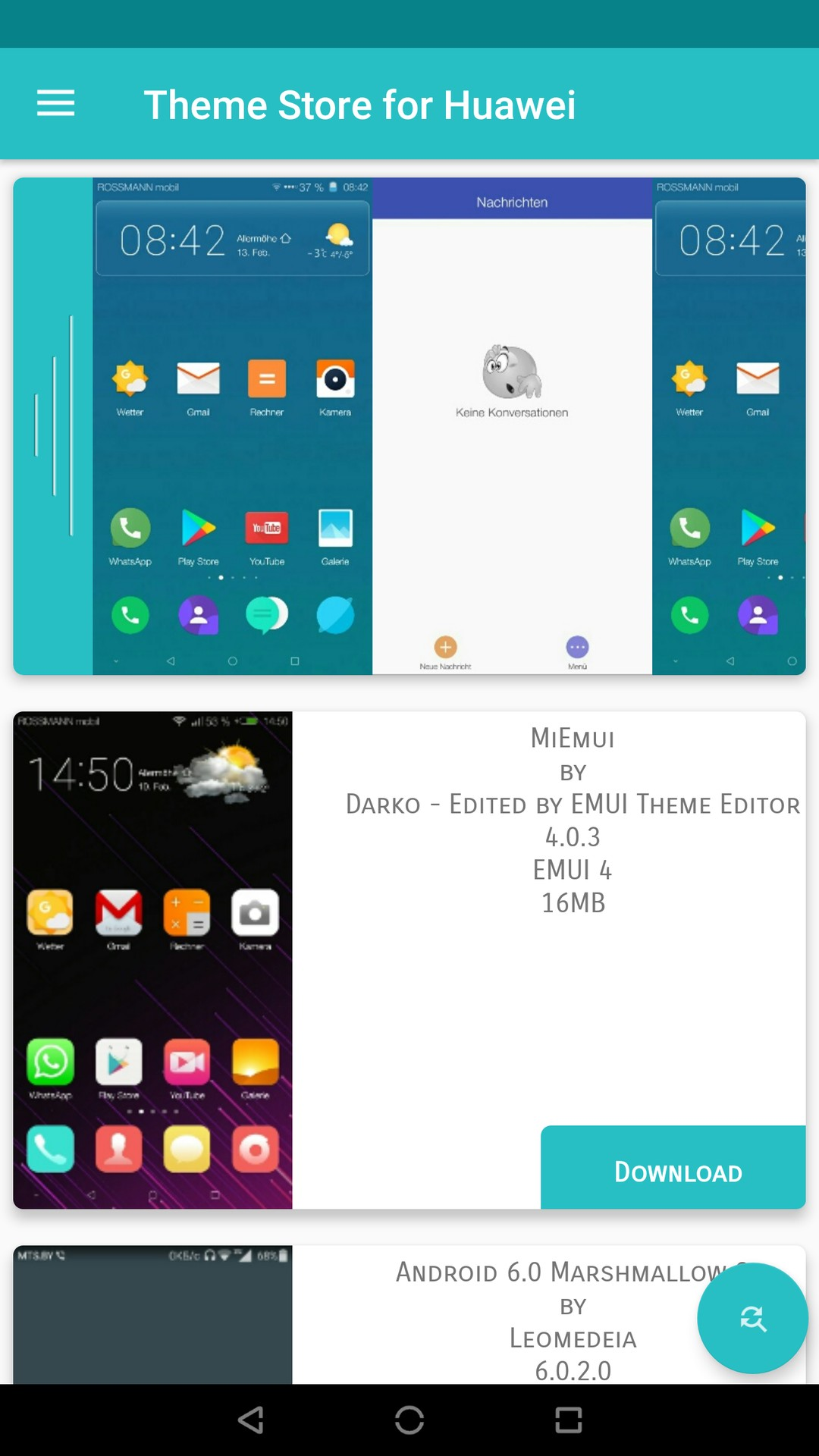 Themes for Huawei & Honor 9 1 APK Download