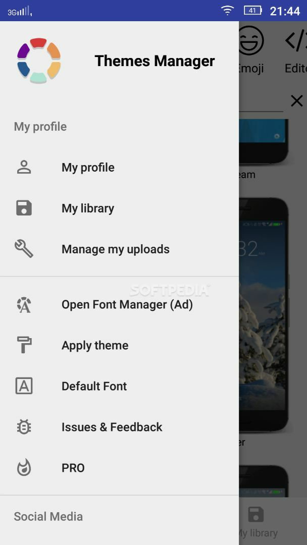 Themes Manager for Huawei / Honor / EMUI APK Download