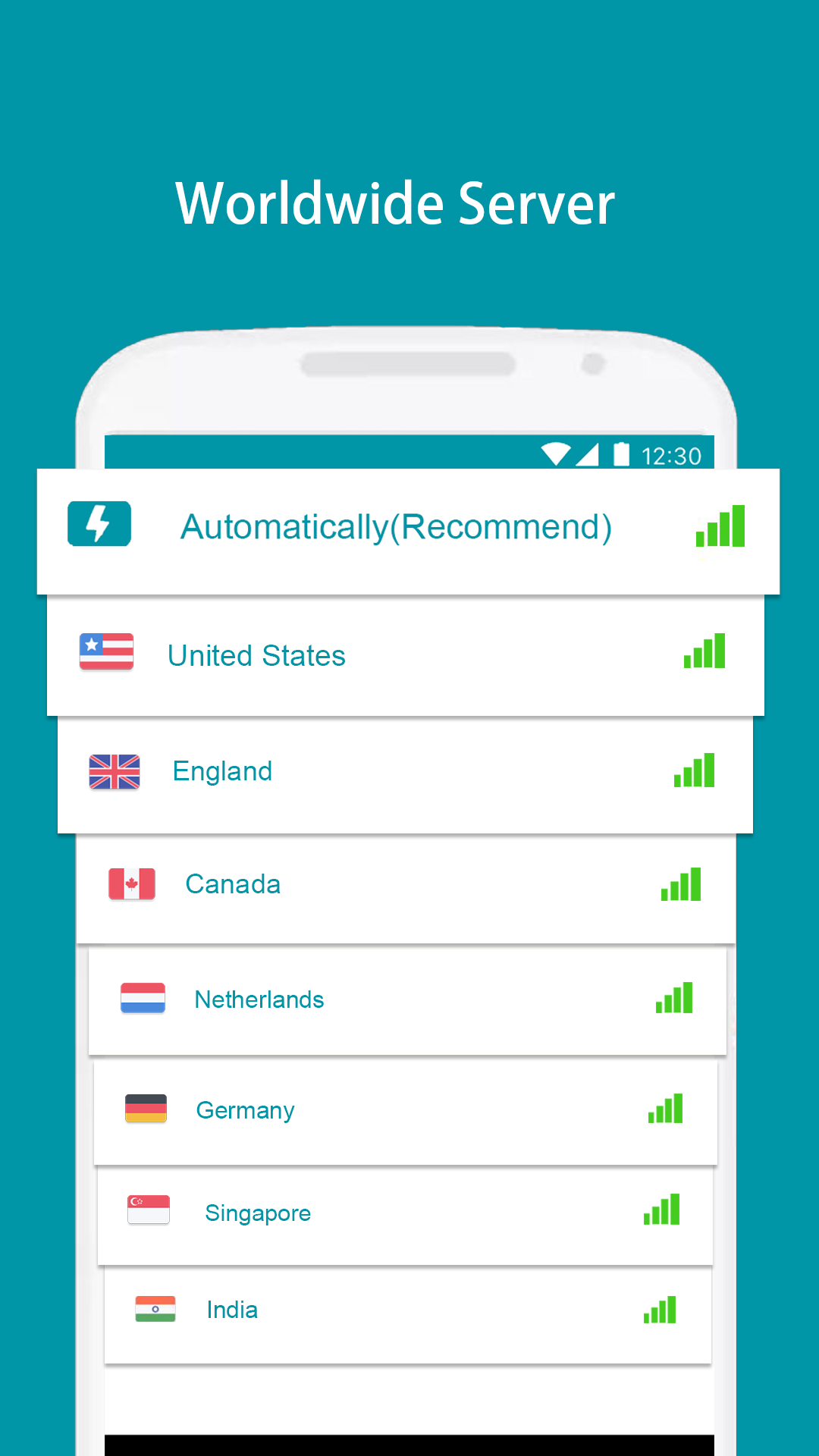 Thunder VPN - A Fast , Unlimited, Free VPN Proxy 2 5 4 APK Download