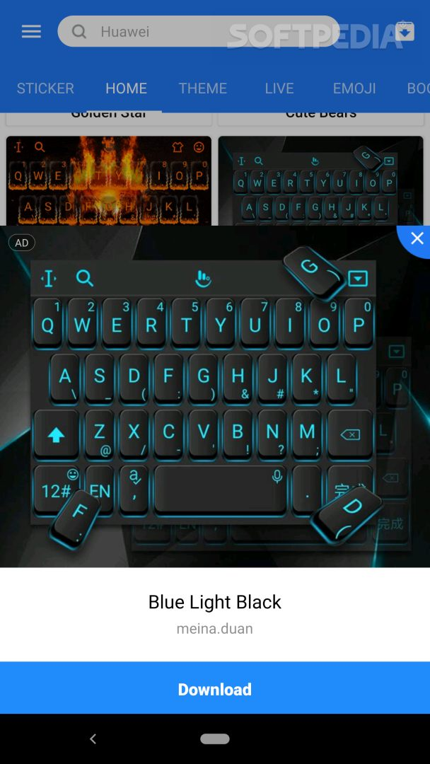 TouchPal Emoji Keyboard-Stock 7 0 3 1_20190418193026 APK Download