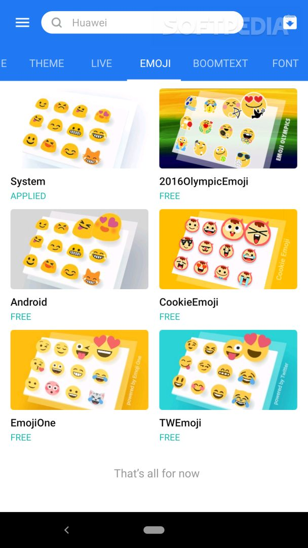 TouchPal Emoji Keyboard-Stock 7 0 2 1_20190408101615 APK