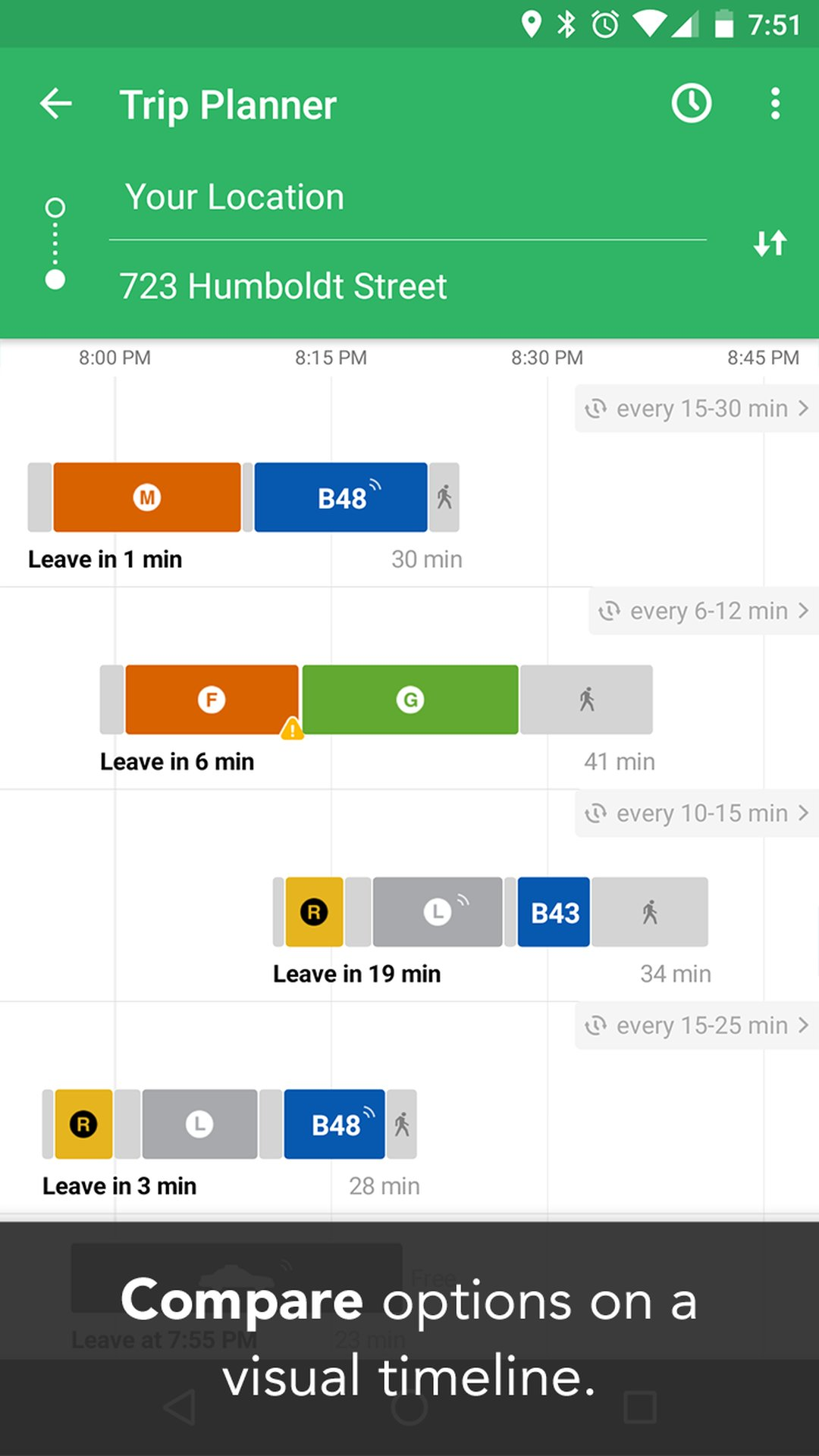 Transit screenshot #2