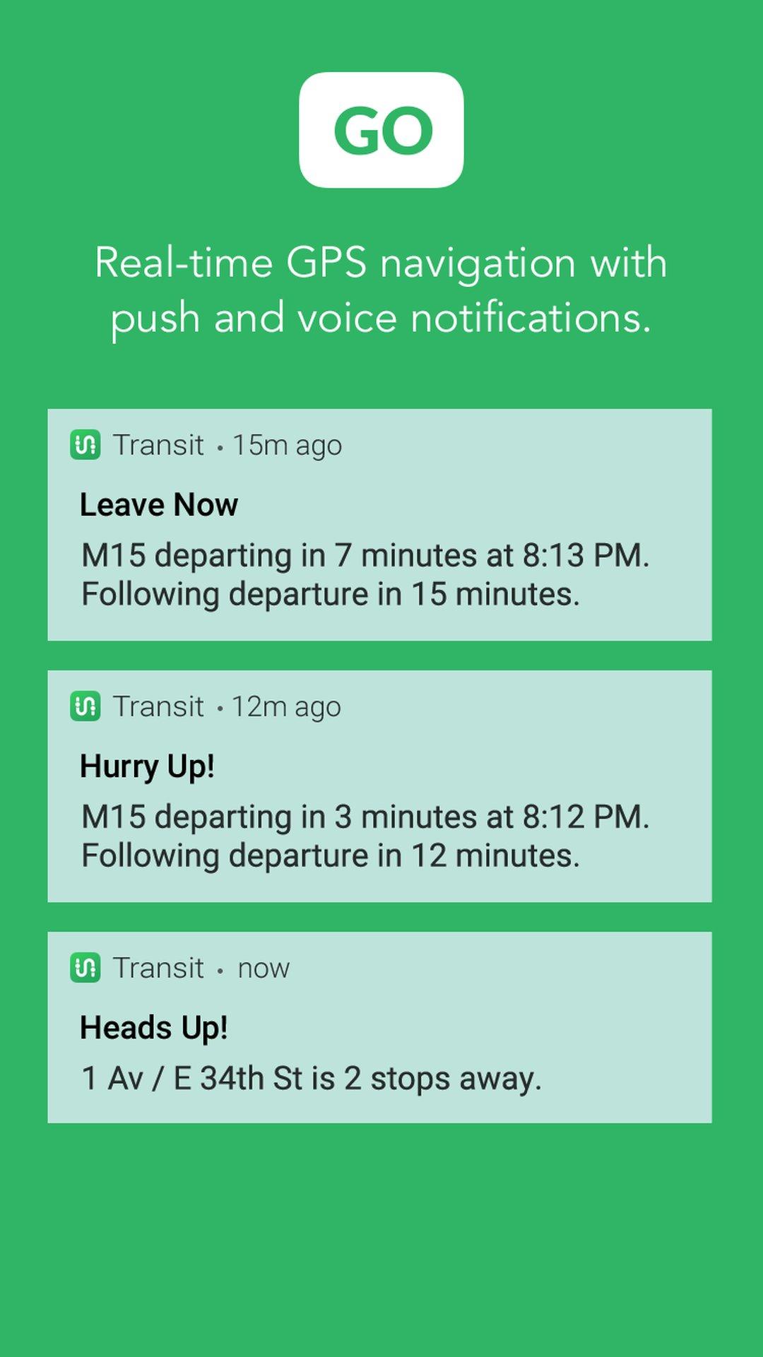 Transit screenshot #4