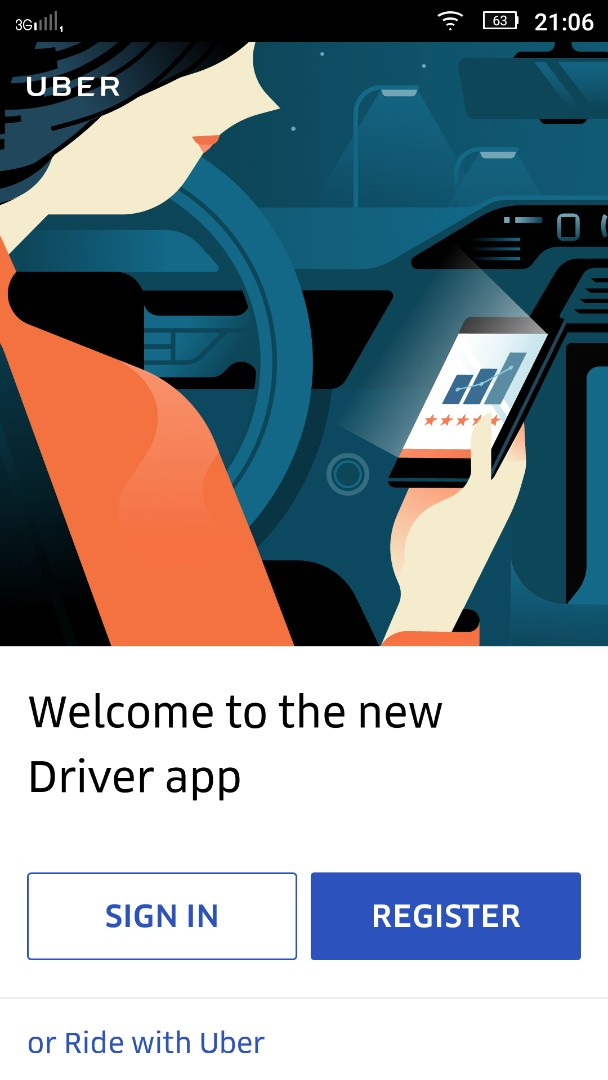 Uber Driver 4 207 10001 APK Download
