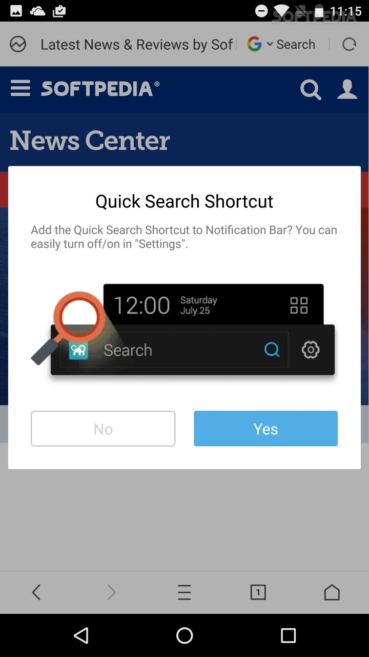 UC Browser 12 5 0 1109 APK Download