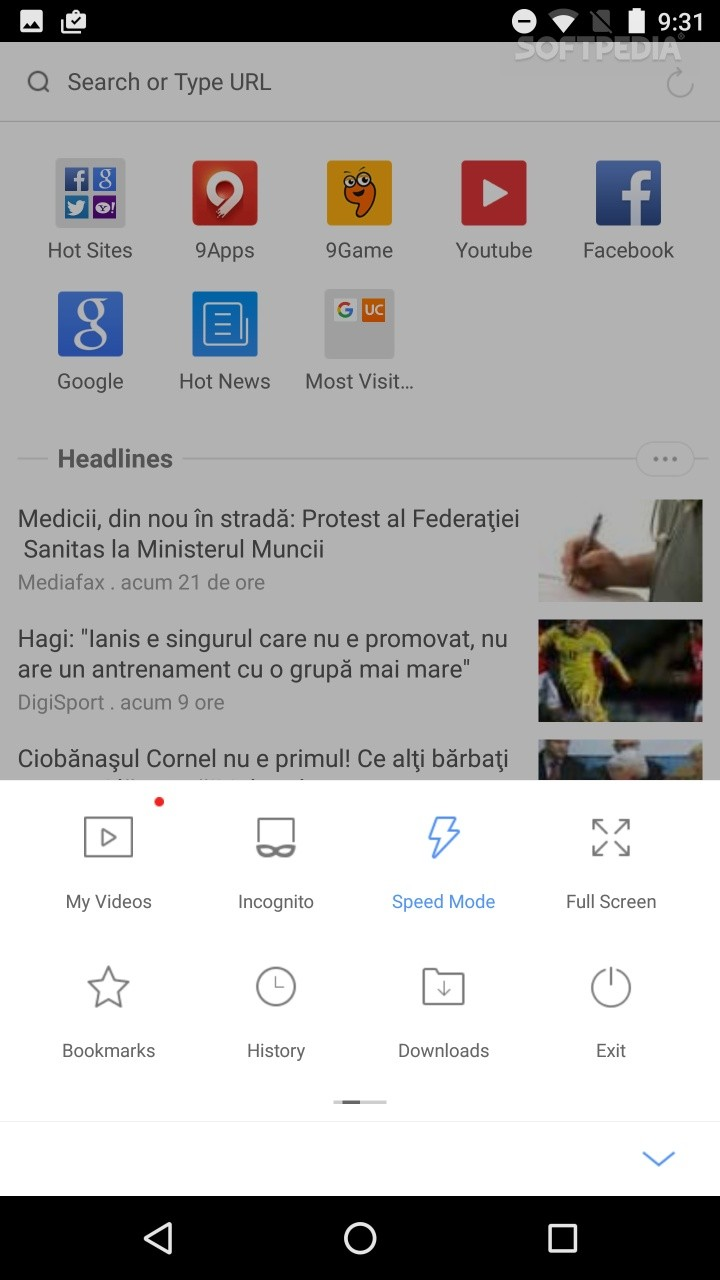 UC Browser Mini -Tiny Fast Private & Secure APK Download