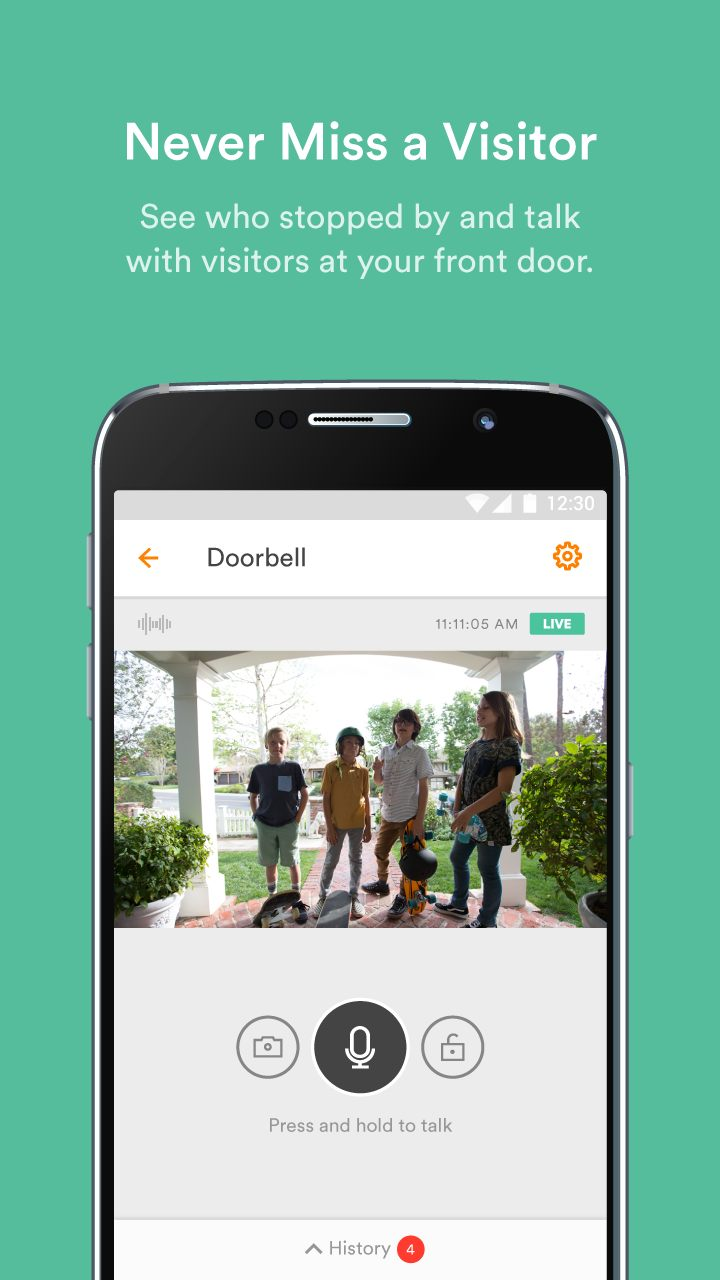 Vivint Smart Home 19 2 201 APK Download