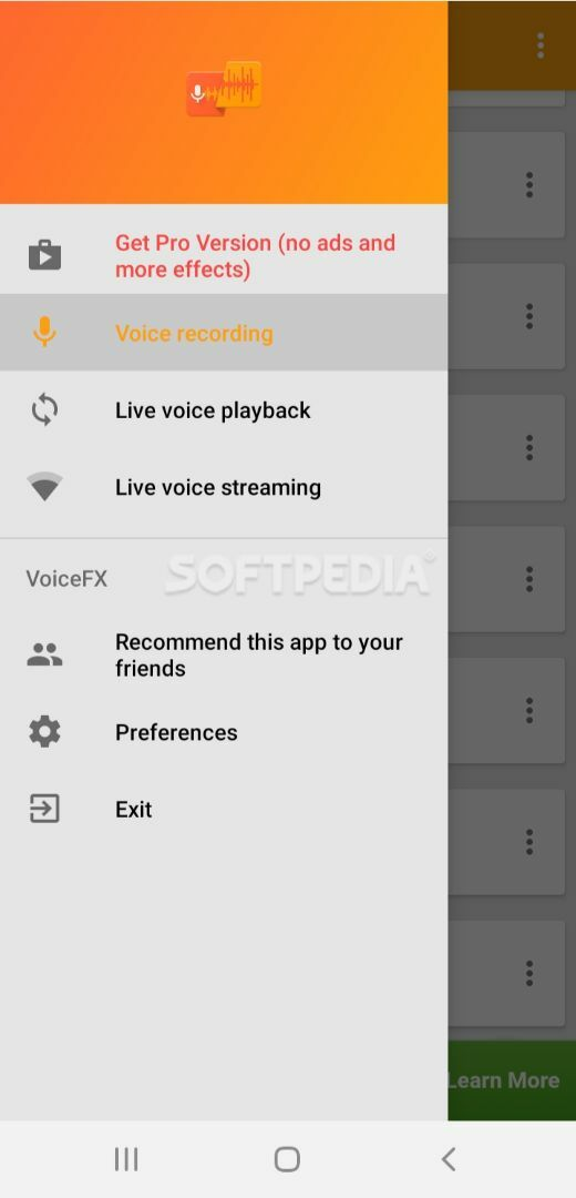 VoiceFX - Voice Changer with voice effects APK Download