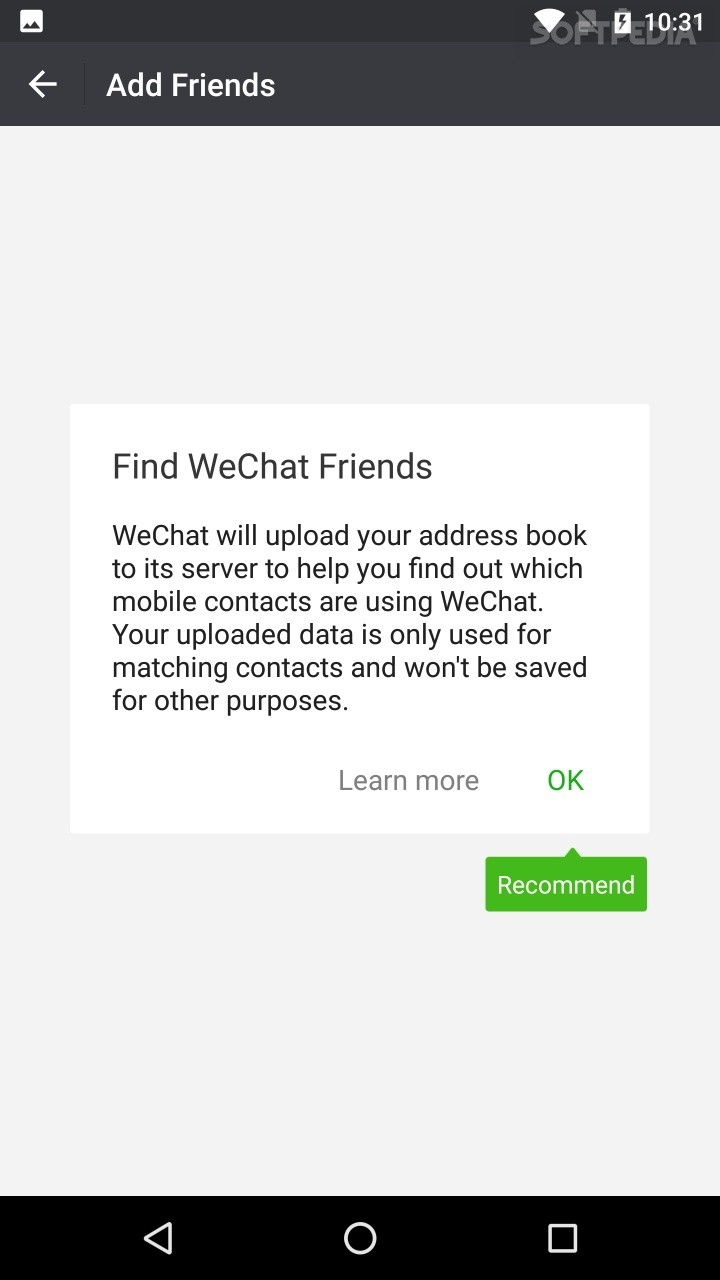 wechat latest version for android apk free download