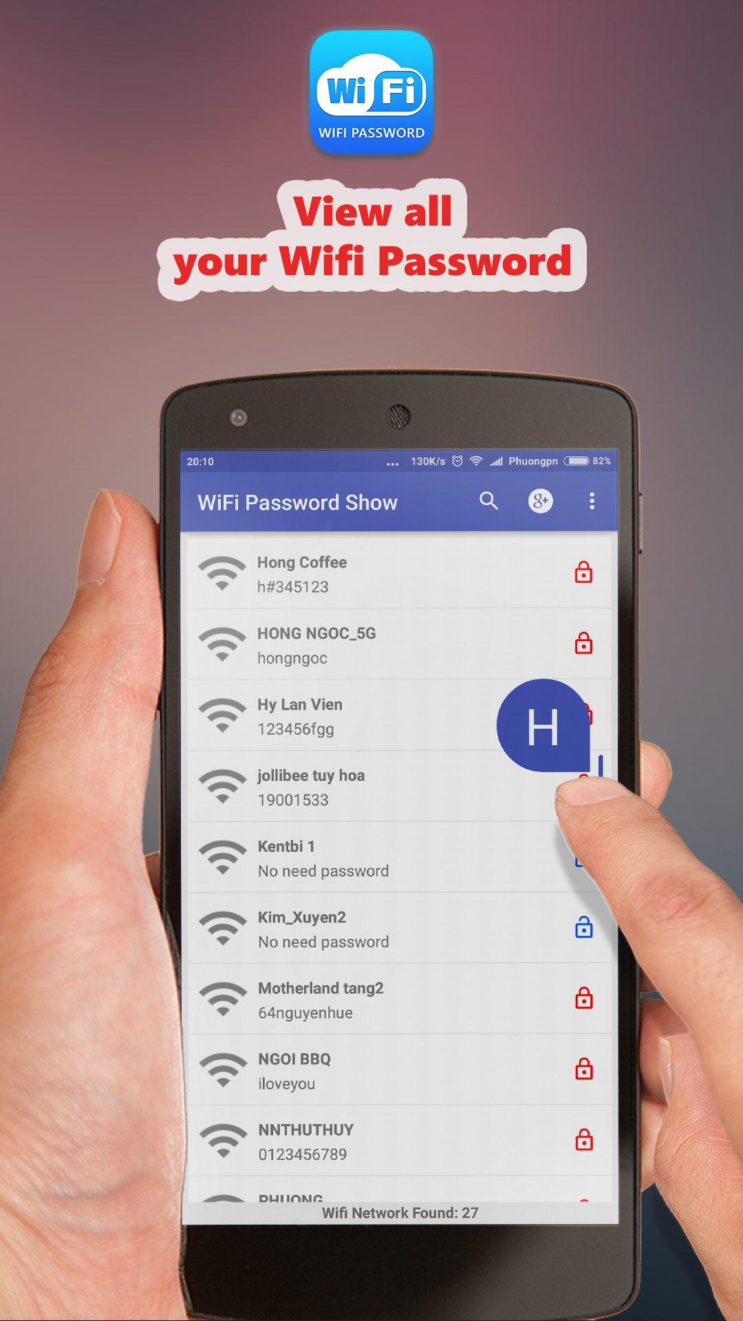 Wifi Password Show APK Download