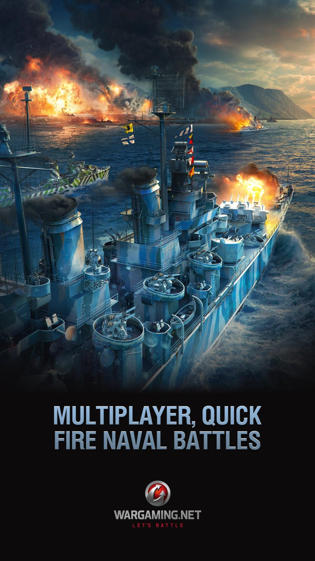 World of Warships Blitz 2 3 0 APK Download