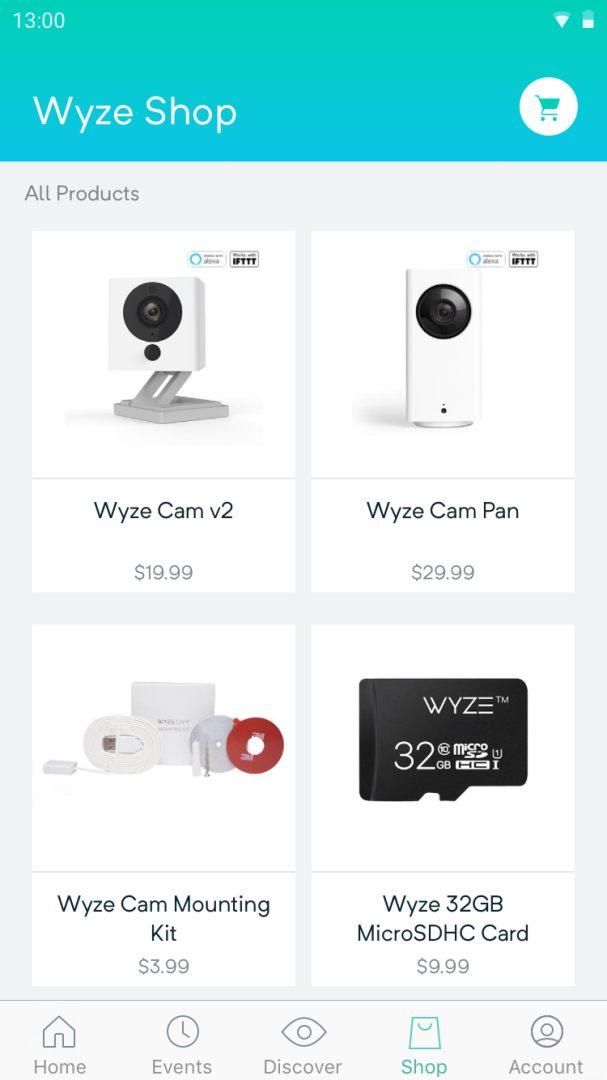 latest firmware for wyze cam v2