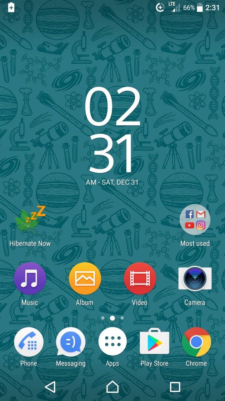 Xperia Home 12 0 A 0 13 Beta APK Download