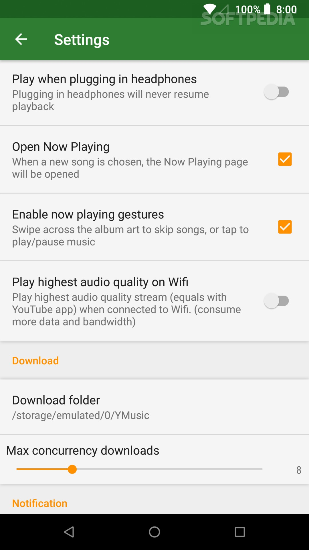 YMusic-YouTube music player APK Download