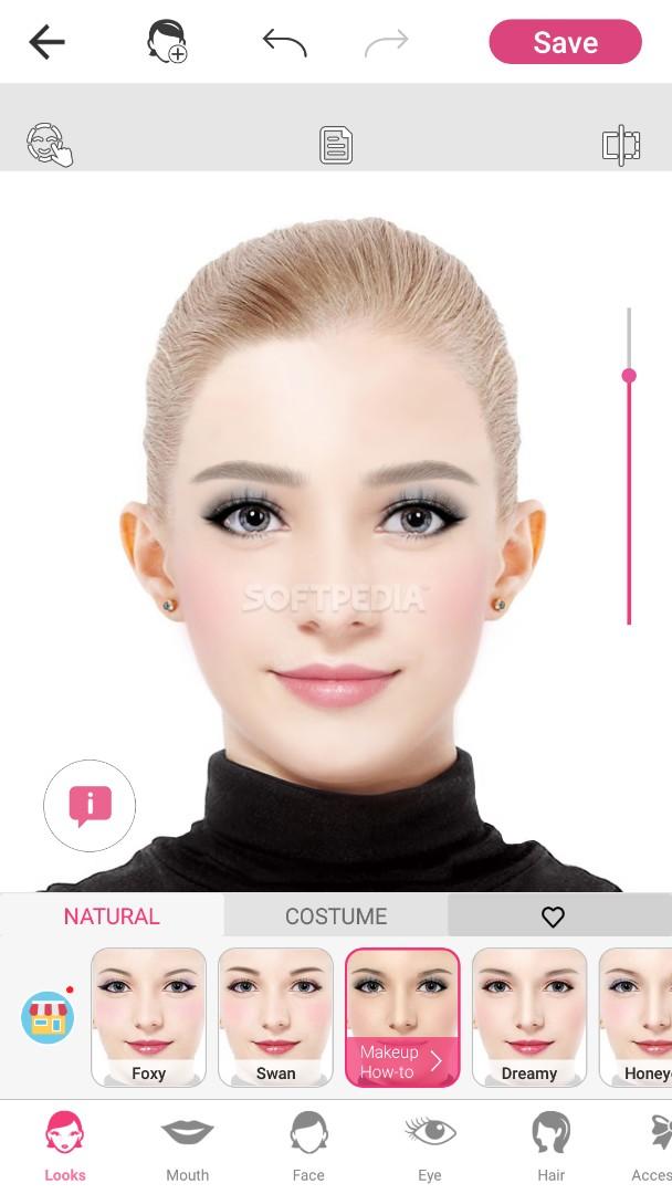 ... #2 YouCam Makeup - Magic Selfie Makeovers - screenshot #3 ...