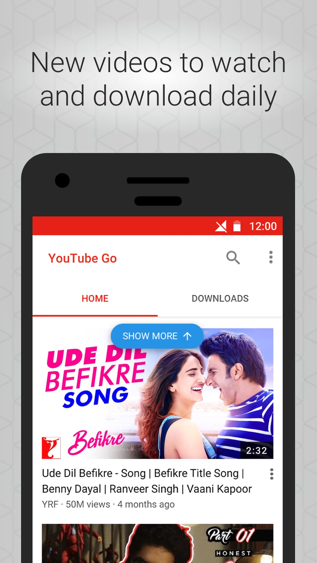 download youtube mobile apk