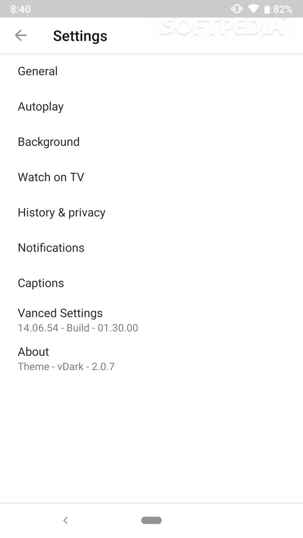 YouTube Vanced 14 10 53 (arm-arm64) APK Download