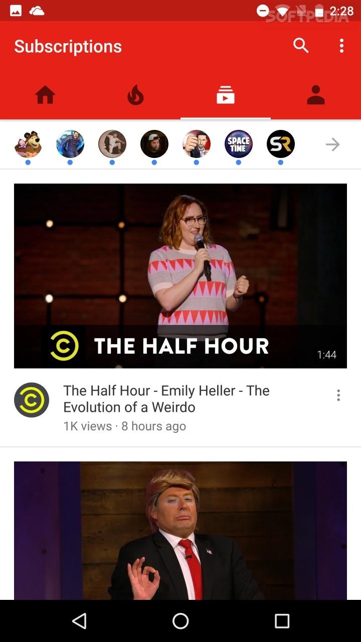 YouTube screenshot #4