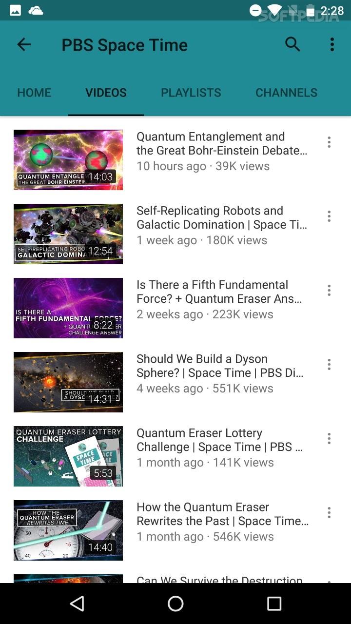 YouTube screenshot #5