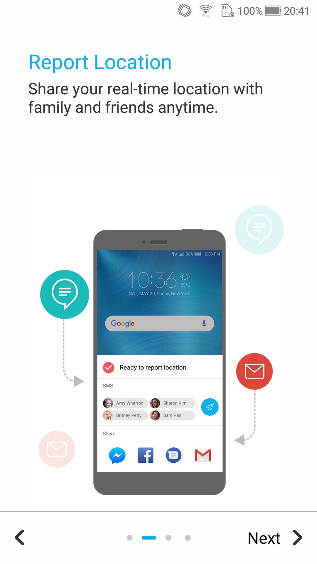 ZenUI Safeguard screenshot #0