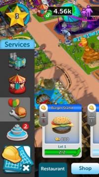 RollerCoaster Tycoon Touch APK Download