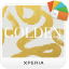 XPERIA Golden Theme APK