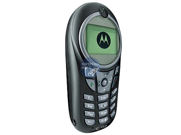 Motorola C113 Инструкция Пользователя - фото 4