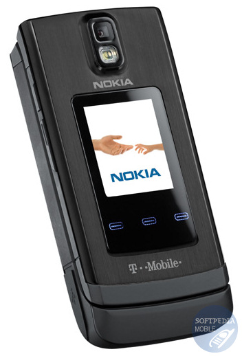 nokia 6650 fold rh mobile softpedia com Nokia with Rotating LCD Nokia 3650