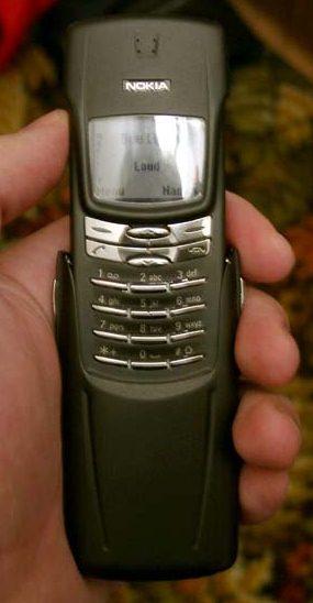 suoneria nokia 8910i