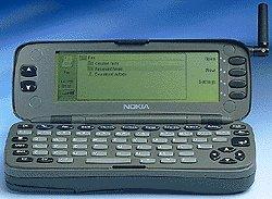 Nokia 9000i Communicator, 1997. | 1990s Tech | Pinterest | Tech