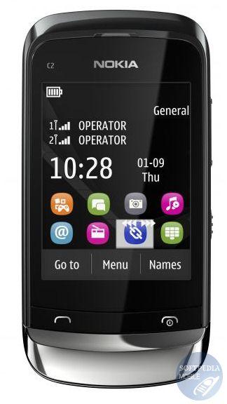 Nokia c2 драйвер скачать