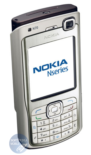Nokia N70 - Softpedia