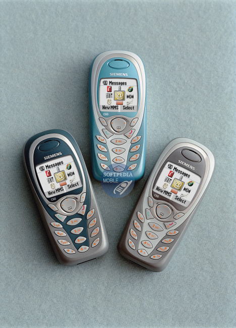 Обзор GSM-телефона Siemens C60 |Siemens C60