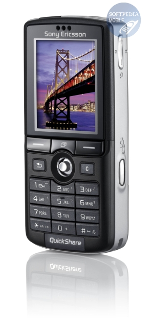 sony ericsson k750 rh mobile softpedia com Sony Ericsson K800i Review Sony Ericsson K750i