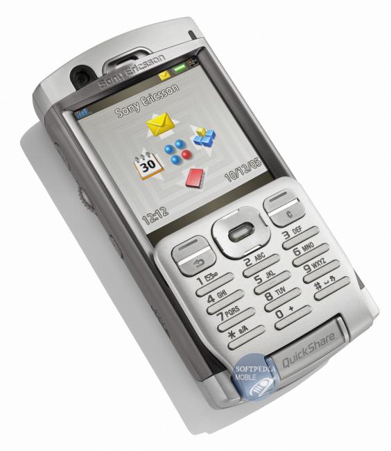 sony ericsson p990 rh mobile softpedia com Sony Ericsson Phones Sony Ericsson Xperia X1