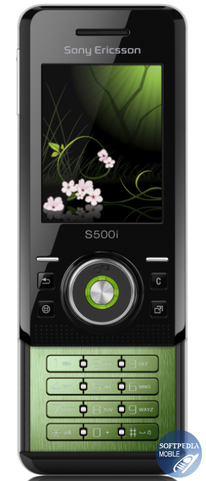 Sony-ericsson s500.